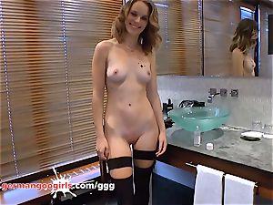 super-sexy Lana's Interview - German Goo gals