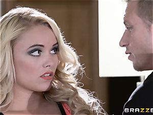 Bad wife Alexis Monroe deals with her spouses client