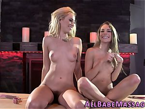 teenager and masseuse sapphic