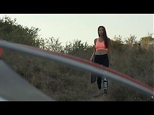 xCHIMERA - Czech redhead stunner Paula shy desire fuck