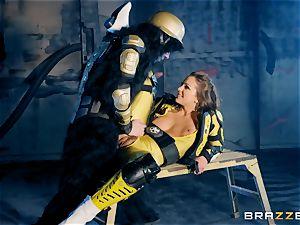 rectal porn Wars with Abigail Mac