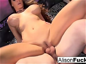 huge-titted Alison gets romped firm