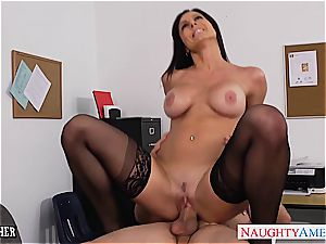 Kendra lust nasty at the office for a penetrating