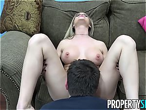 Realtor Jessa consults her stepcousin's rod for free