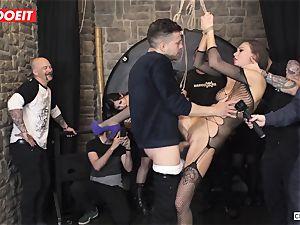 brit babe Tina Kay Gets servant