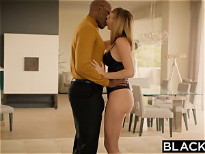 BLACKED Brett Rossi funked From Her Ex ginormous black manager Protects Her