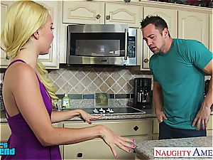 fancy Aaliyah love takes a ginormous member inside her cunny