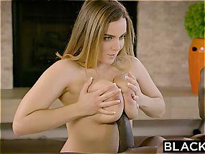 BLACKED insane gf Natasha super-cute likes big black cock