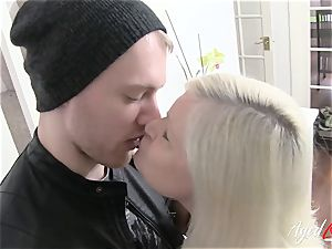 AgedLovE chesty Lacey Starr xxx and suck off