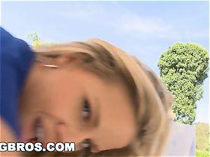 BANGBROS - The arse on Jessa Rhodes is nasty