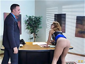 Britney Amber getting nailed in her donk and slit