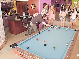 banging Pool Part 1
