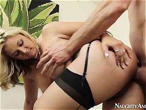 Sarah Vandella And Jordan underwear fuck-fest