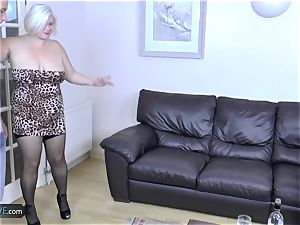 AgedLove mature Lacey star xxx action