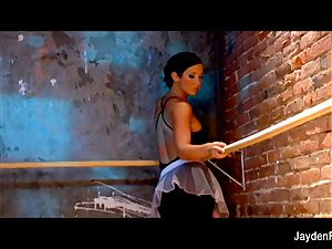 cool ballet lessons w Jayden Jaymes