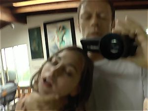 Rocco Siffredi and Riley Reid pov