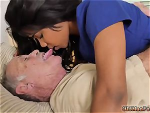 brunette pleads for pulsating and throating wood after facial cumshot gonzo Glenn concludes the job!