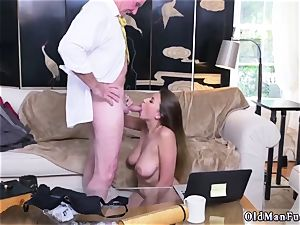 Russian nubile anal invasion fucky-fucky hd Ivy impresses with her thick boobies and arse
