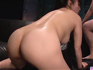 mighty point of view asian porn with naked Azusa Nagasawa