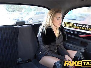 faux cab Just a adorn no undergarments pummel