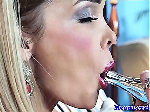 Maid Devon fantasies of being a sub