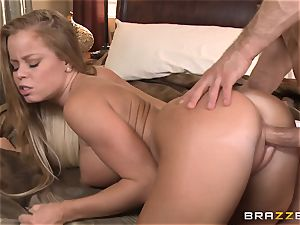 super hot wifey Nikki Delano cheats with her neighbor