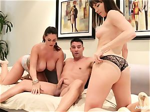 Behind the episodes fun with Alison Tyler