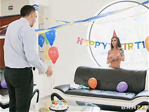 happy birthday vagina fuck with Melissa