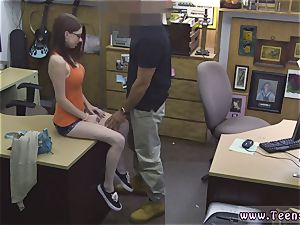 Czech nubile jizm drink Jenny Gets Her ass plumbed At The Pawn Shop