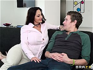 Ava Addams steals her daughter's beau